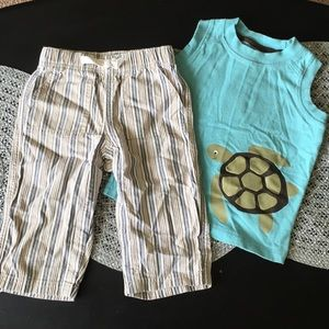 Gymboree Toddler Boys Outfit